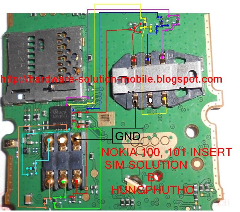 nokia 100 101 insert sim repair solutions nokia 100 101 insert sim