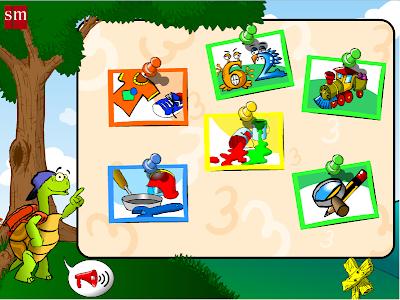 Juegos para Infantil III,Matemáticas,números,operaciones,básicas,figuras geométricas,geometría,numeración