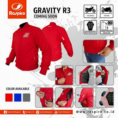 Gravity R3