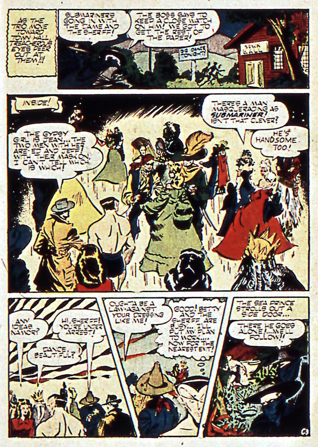 Sub-Mariner Comics Issue #17 #17 - English 19