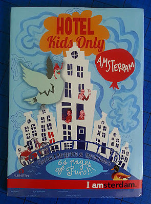 Hotel Kids Only Amsterdam Children's Holiday Book Review
