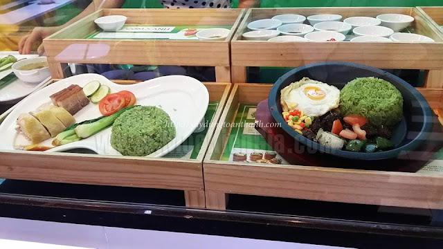 nhà hàng cơm xanh tại tân bình