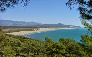 Antalya Patara Plajı