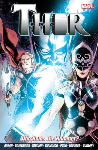 tsana s reads and reviews thor vol 2 who holds the hammer by