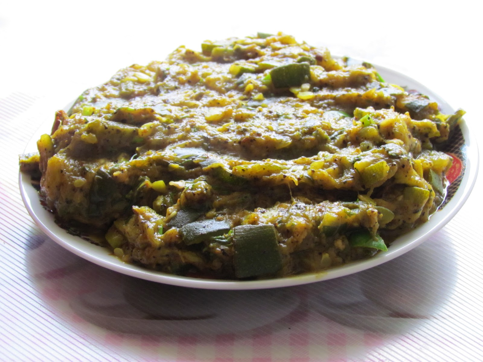 how to make bhandara kaddu ki sabji