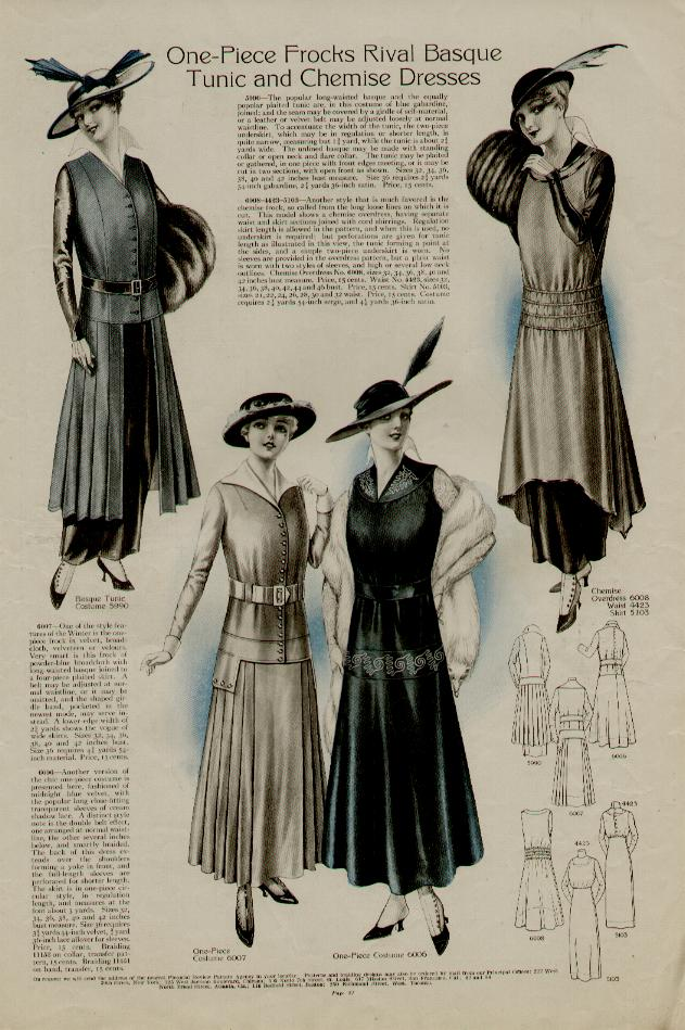 Flashback Summer: 1910s Surprise