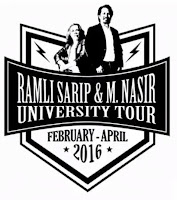 Konsert University Tour 2016