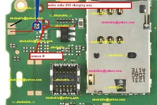 Asha 206 Charging Solution