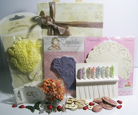 lovely giveaway @ a sprinkling of glitter ends may 31st