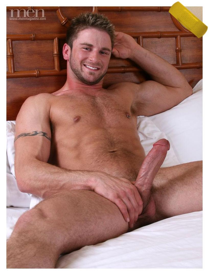 Brock Magnum Gay
