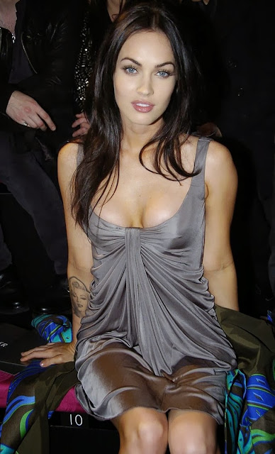 Hollywood Actress Megan Fox