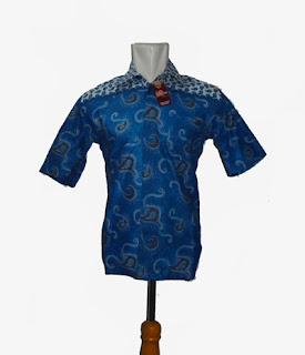 Batik seragam pria