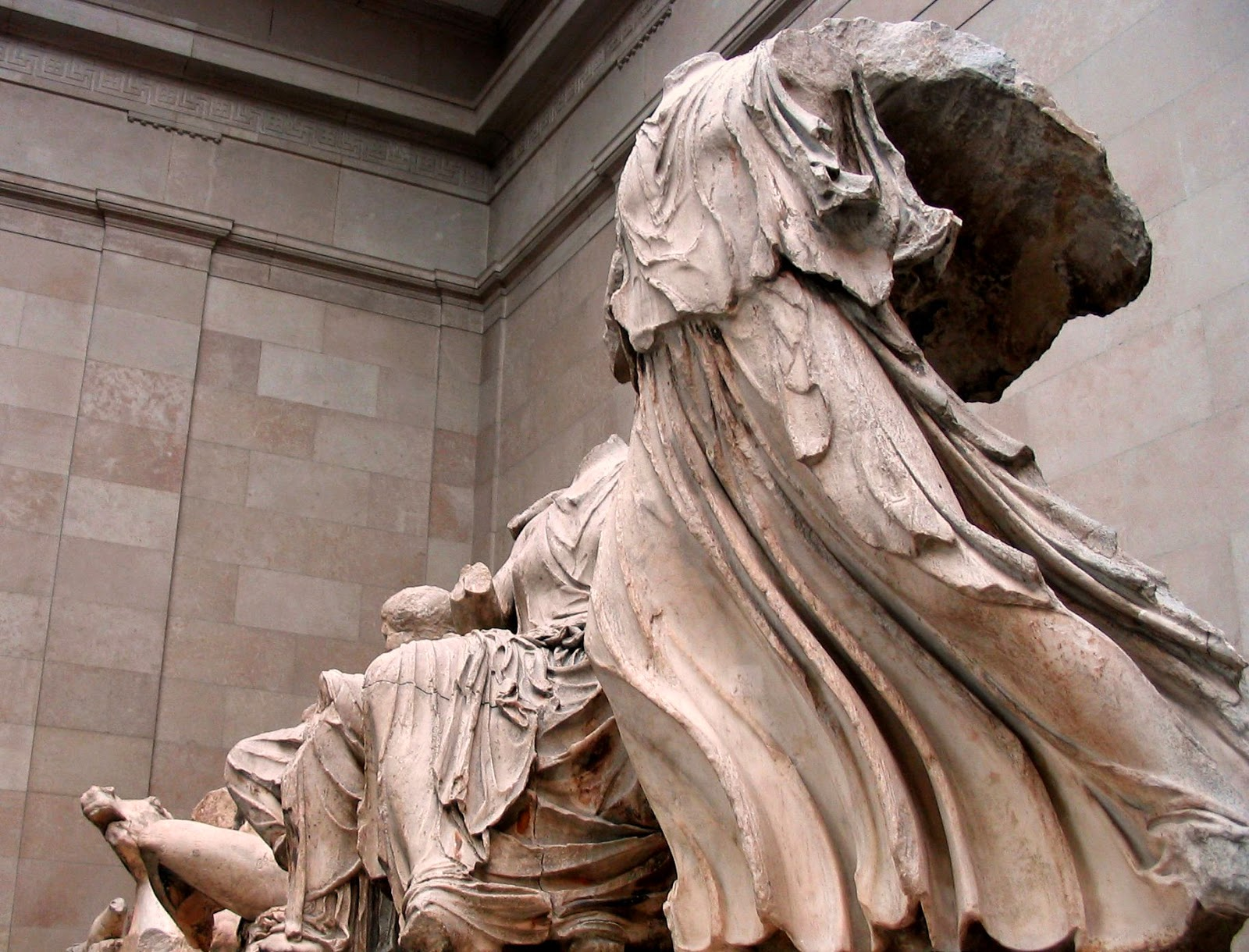 Greece begins new campaign for Parthenon Sculptures