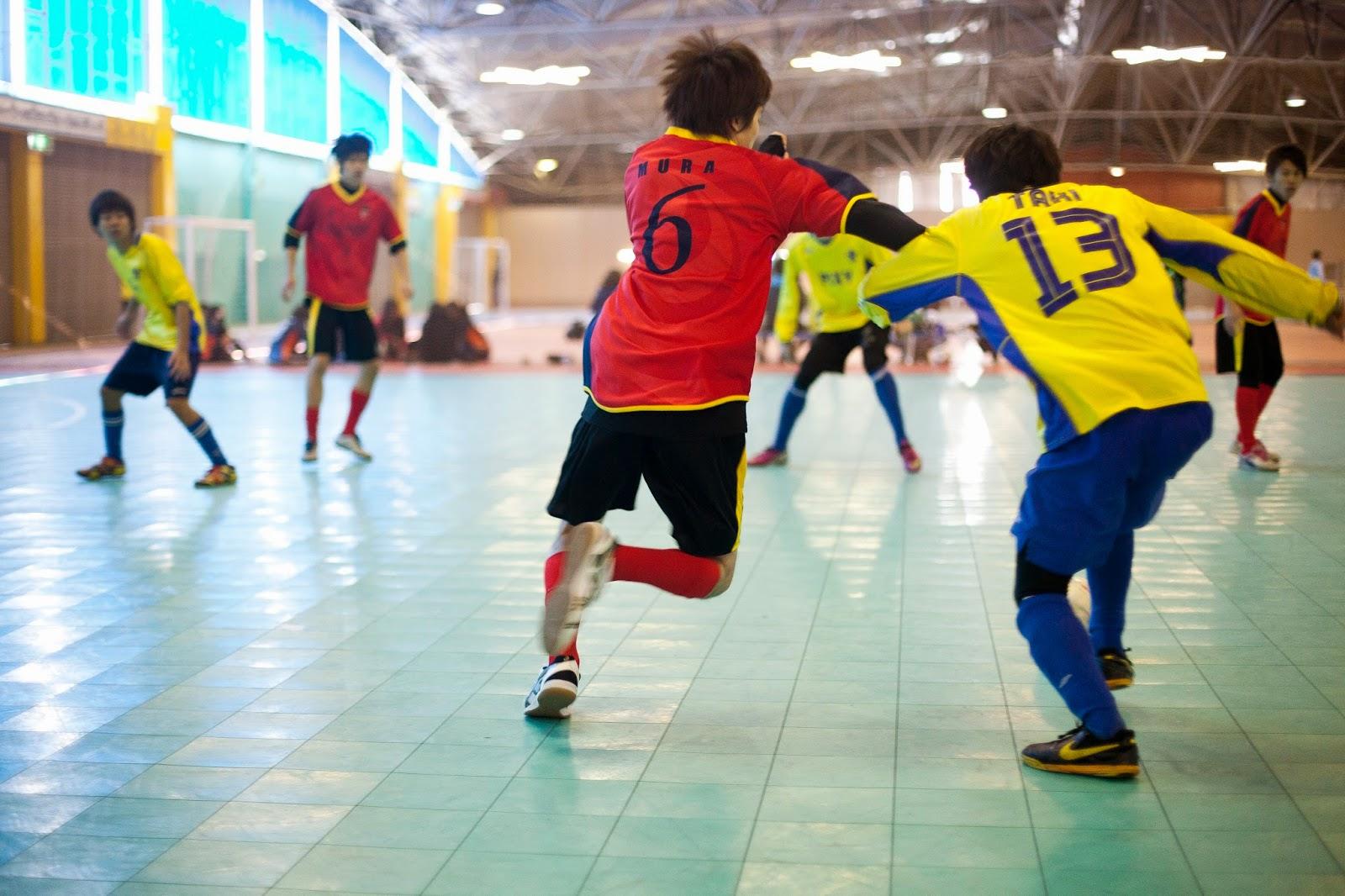 Futbol sala en Japón