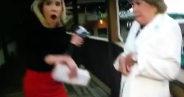 Video matan a dos periodistas a tiros en directo
