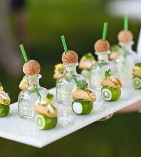 mini botellas tequila