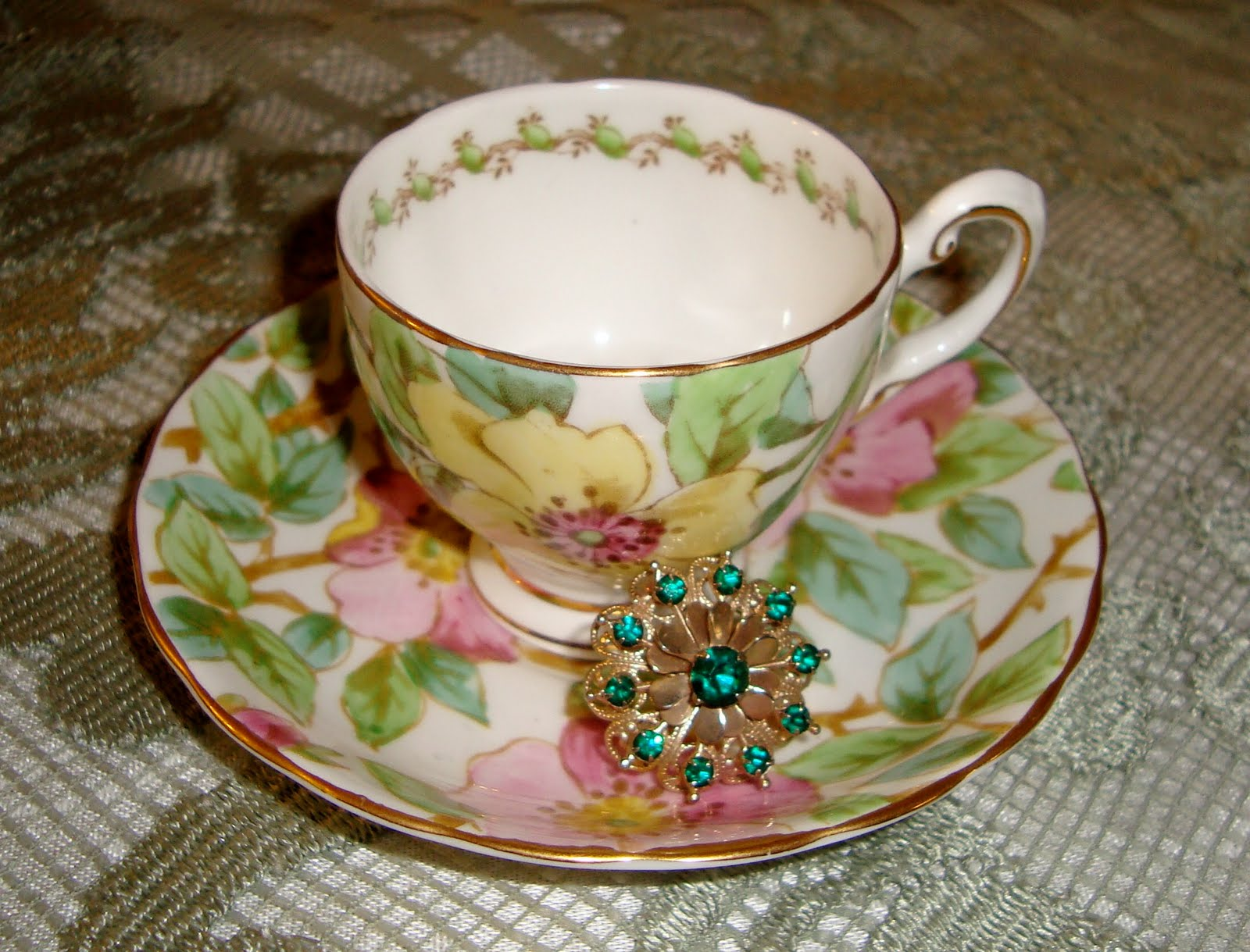 Martha 39 S Favorites Surrounded By Beautiful Tea Cups