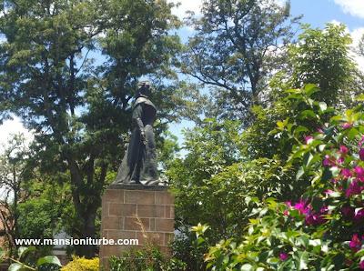Doña Gertrudis Bocanegra Statue in Pátzcuaro