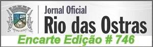Jornal Oficial PMRO Encarte