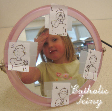 You Can Use This Sign Of The Cross Coloring Page For Pictures Its Free To Print