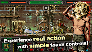 Metal Slug Defense v1.23.0 APK (Unlimited Medali / MSP / BP)