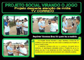 TV-CORREIO (ASSISTA A REPORTAGEM)