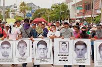 ESCÁNDALO: ALCALDE DE IGUALA Y SU ESPOSA CULPABLES DE LA DESAPARICIÓN DE 43 ESTUDIANTES MEXICANOS
