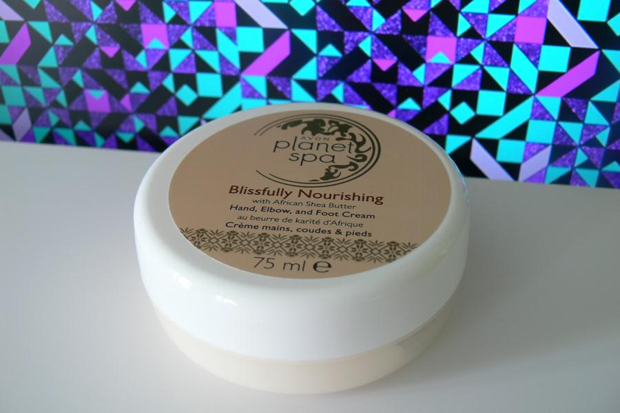 Avon, Planet Spa Blisfully Nourishing Hand Elbow and Foot Cream