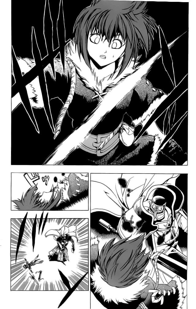 Fire Emblem-Hasha no Tsurugi chap 12 - Trang 28