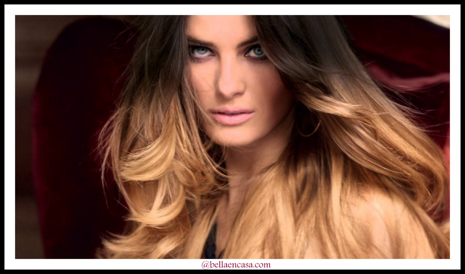 Especial de mechas californianas f rmulas de color - Bano de color en mechas ...