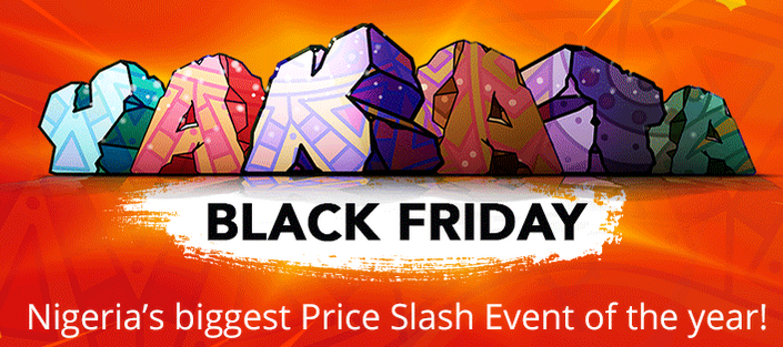 Konga Black Friday Begins Today