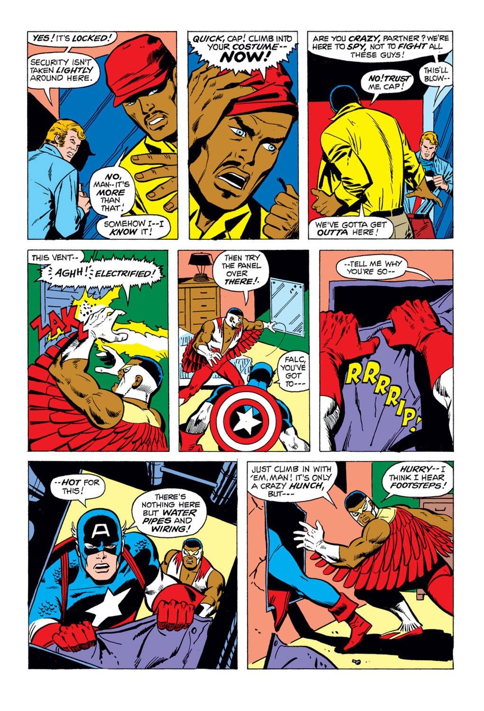 Captain America (1968) Issue #174 #88 - English 6