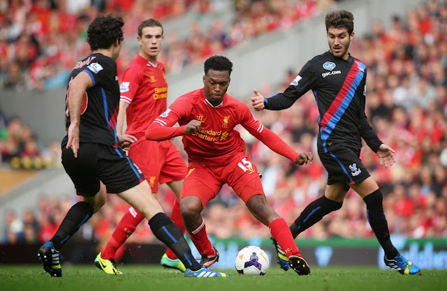 Dự đoán kết quả Liverpool vs Crystal Palace