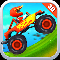 Hill Racing 3D: Uphill Rush mod apk