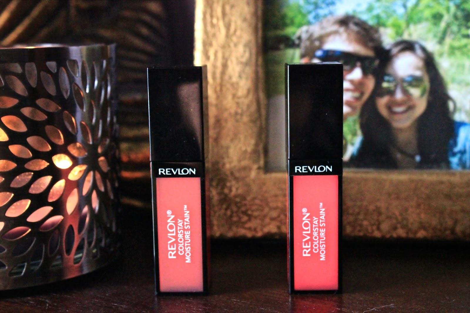 revlon colorstay moisture stain, revlon, revlon makeup
