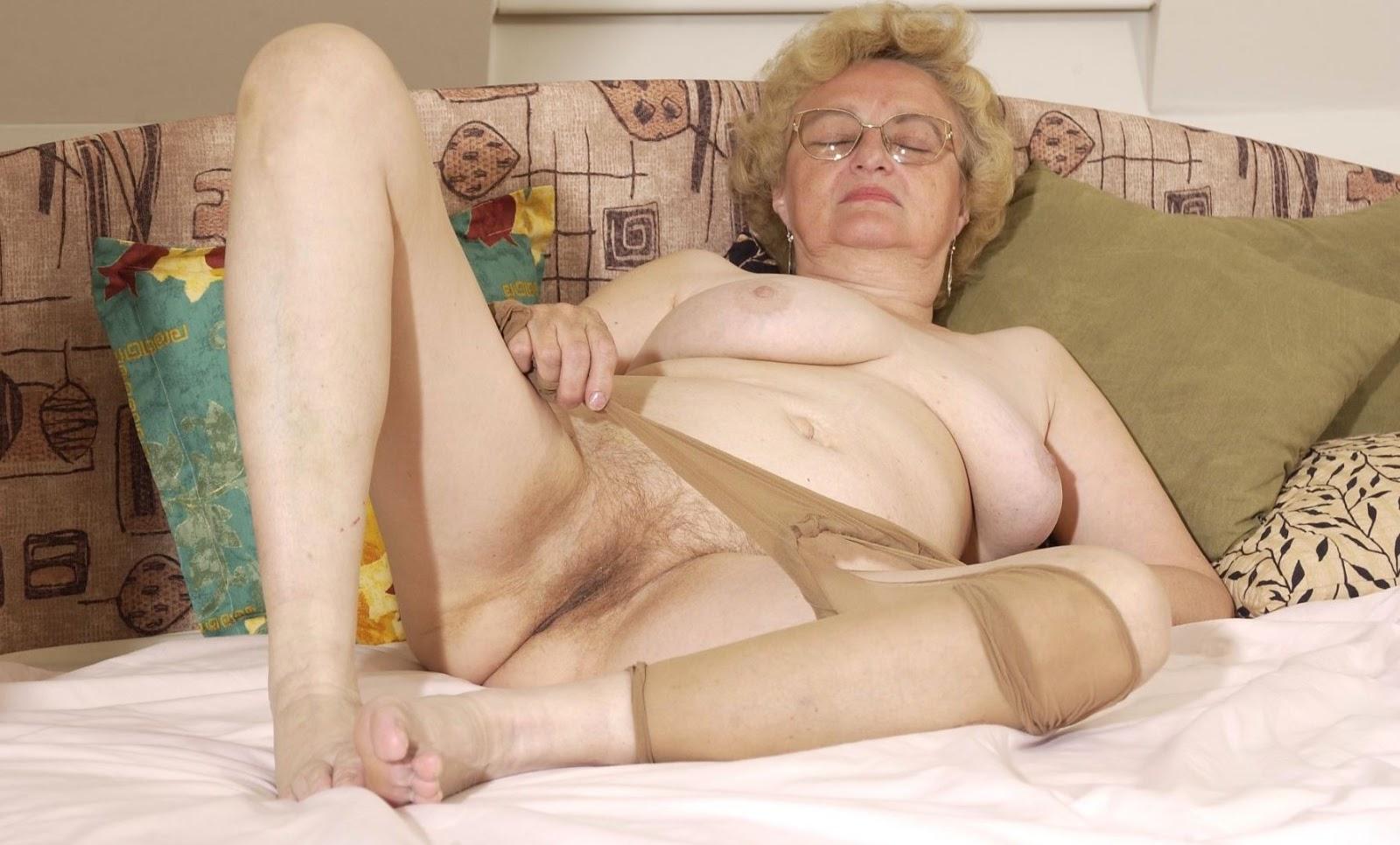 grandma sleep