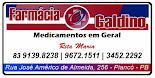 FARMÁCIA GALDINO