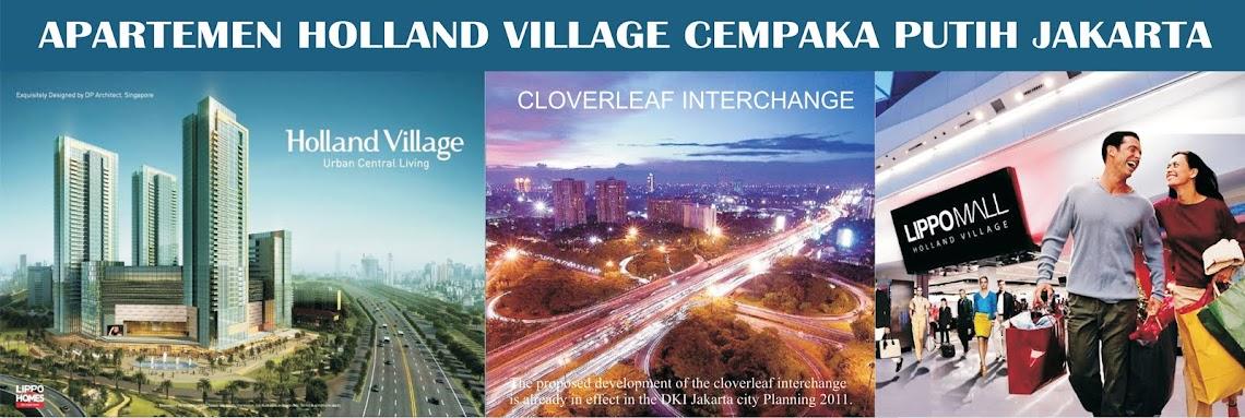 Apartemen Holland Village Cempaka Putih Jakarta Pusat