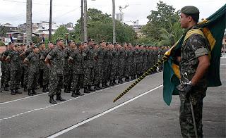 Governo mobiliza Forças Armadas para visita do papa, Copa das Confederações e Copa do Mundo
