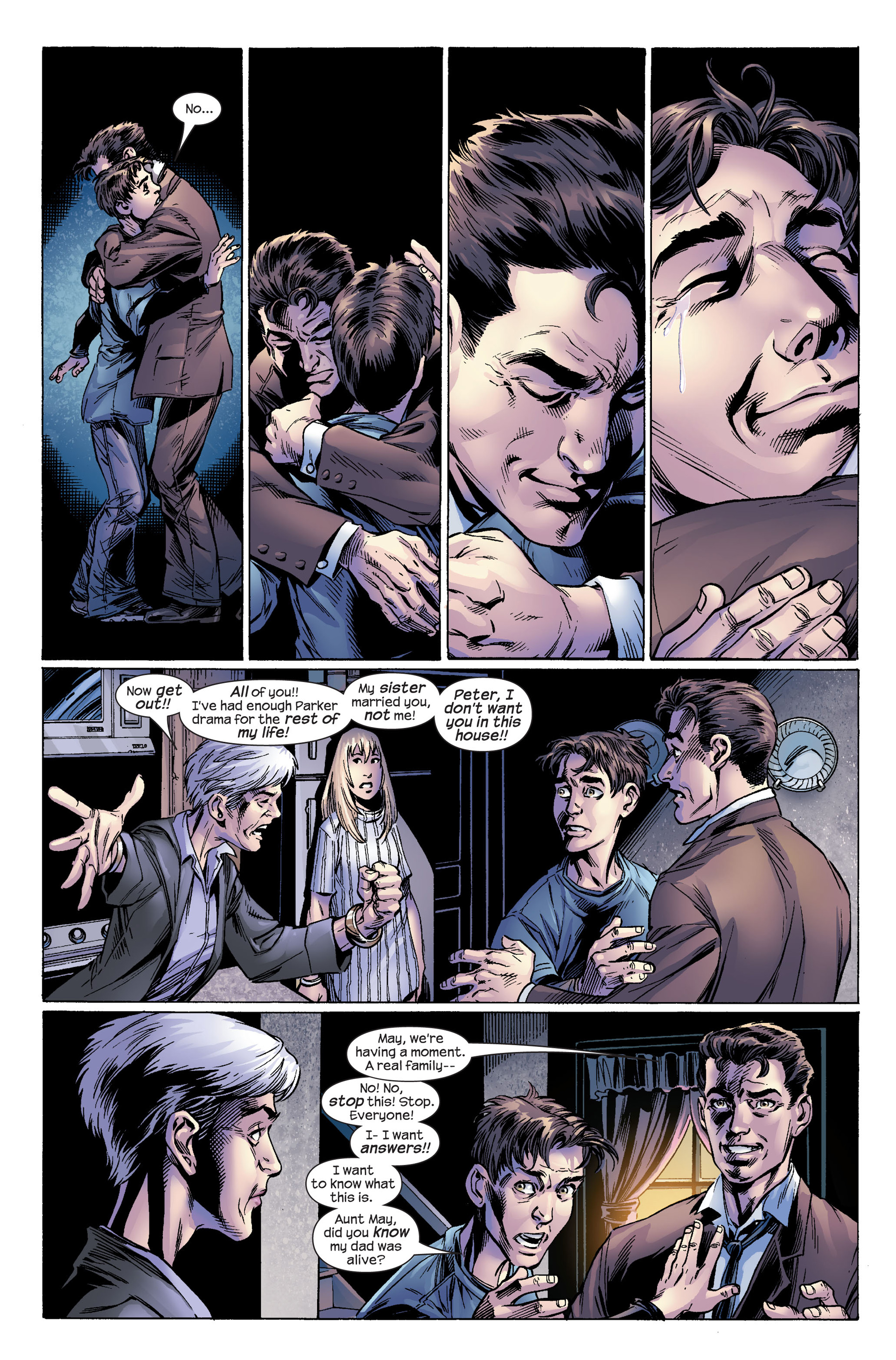 Ultimate Spider-Man (2000) Issue #100 #104 - English 5