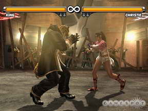 TEKKEN 5 FullRip Screenshot