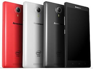 Spesifikasi Lenovo K80
