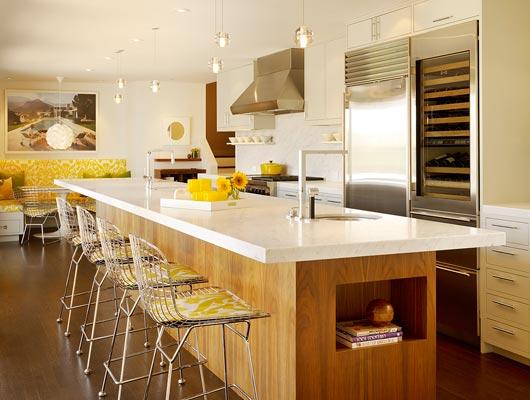 Mid Century Modern Kitchen Ideas Room Design Ideas