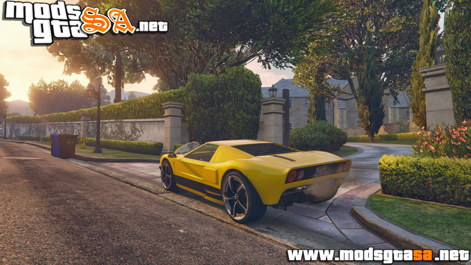 V - Nexus Lighting FX para GTA V PC
