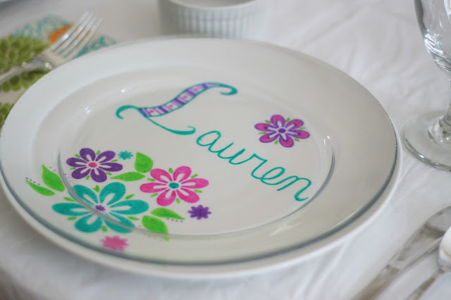 crafty_plate_chargers_personalized_Sharpie_pinterest