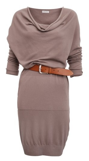 Fabulous Layered Dress For Fall