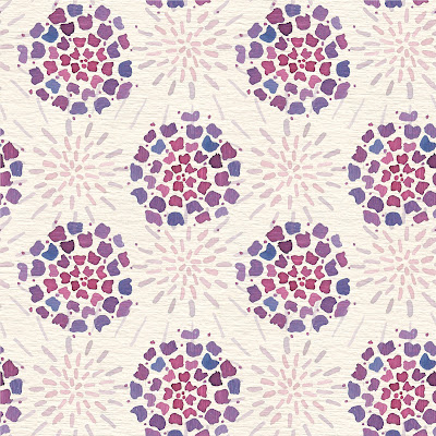 erin curry airandseadesign air and sea design floral watercolor textile design
