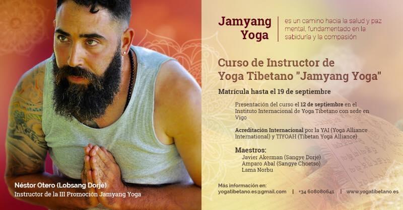 yoga tibetano