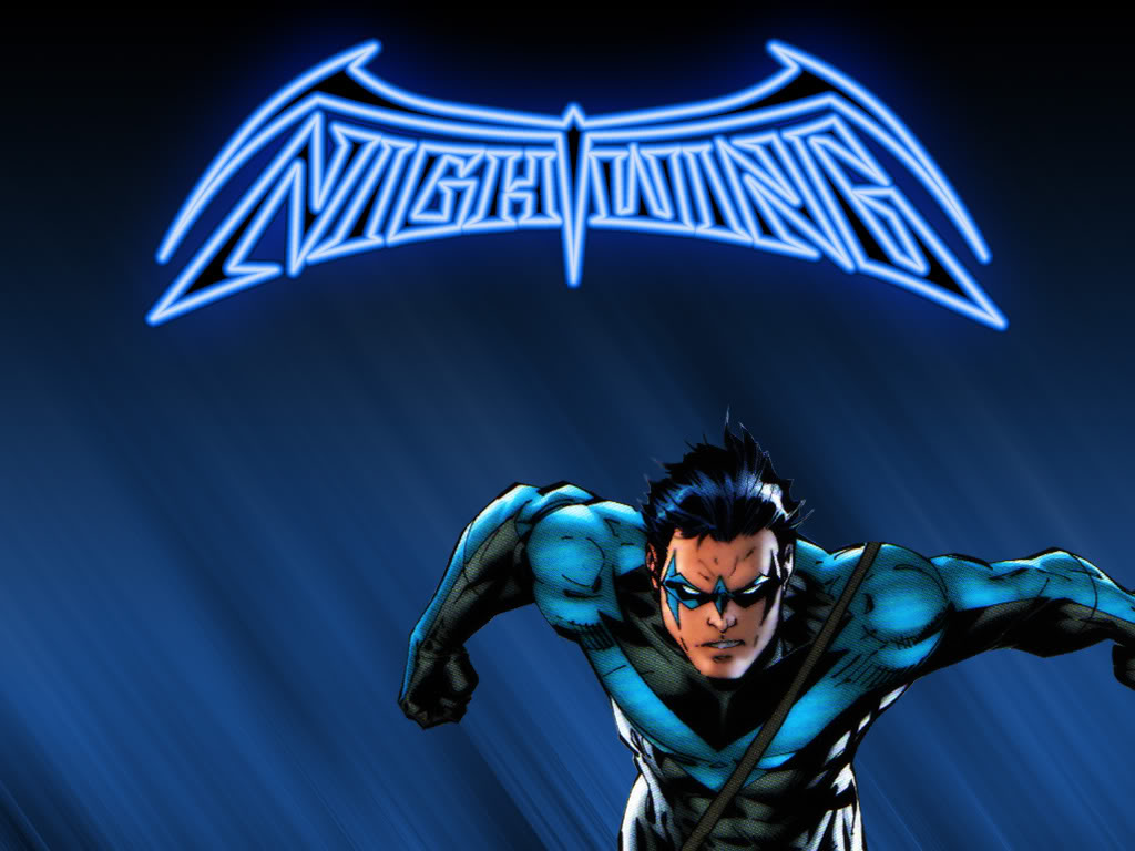 Batman family traditional nightwing costume blue nightwing costume buycottarizona Choice Image