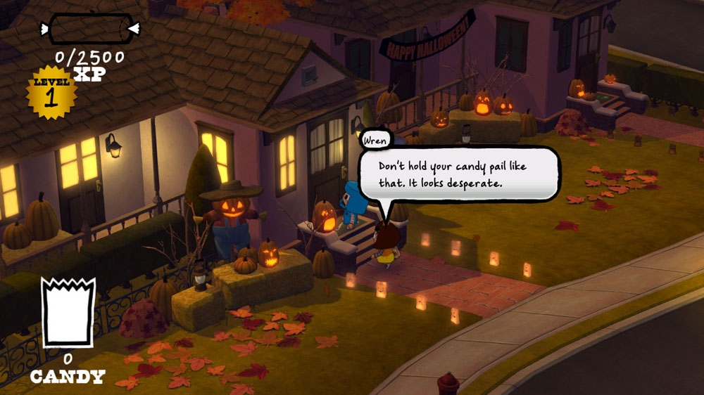 these things we call video games: Crew Post: Halloween ...